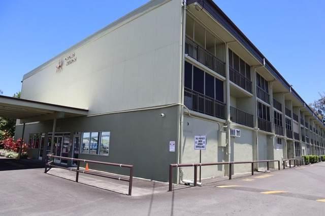355 Kalanianaole St, Hilo, HI 96720 (MLS #649953) :: Steven Moody