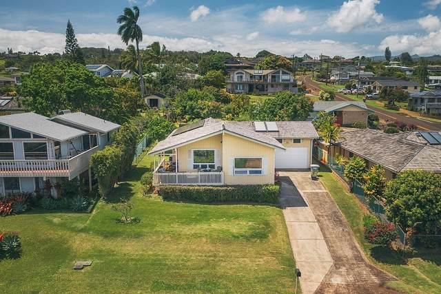 3870 Kilohana St, Kalaheo, HI 96741 (MLS #649958) :: Kauai Exclusive Realty
