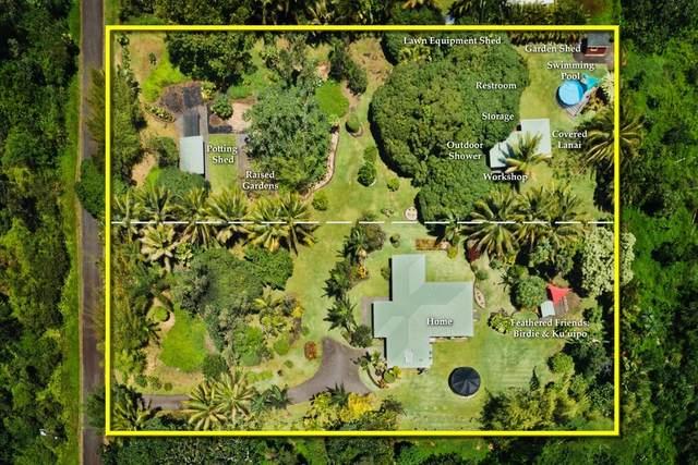 15-1883 11TH AVE (KIKA), Keaau, HI 96749 (MLS #649964) :: Hawai'i Life
