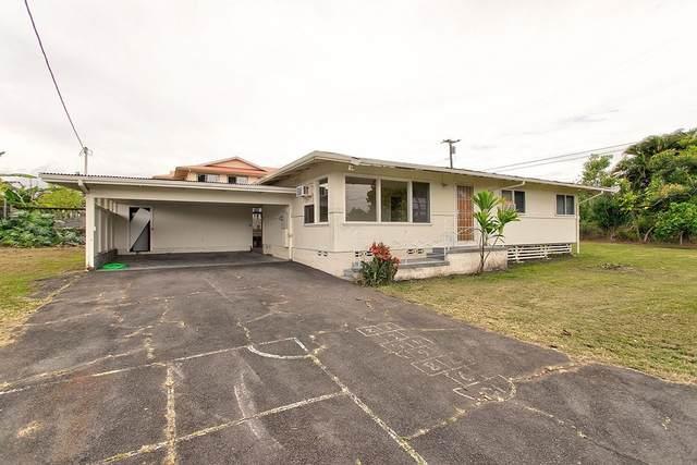 2589 Kinai St, Hilo, HI 96720 (MLS #650004) :: Iokua Real Estate, Inc.