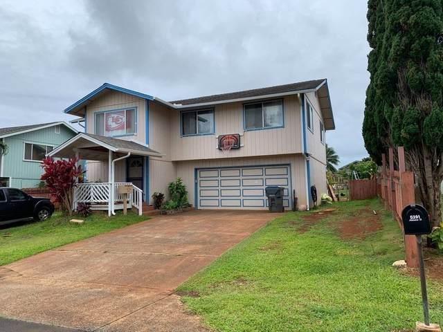 5391 Makaloa St, Kapaa, HI 96746 (MLS #650011) :: Hawai'i Life