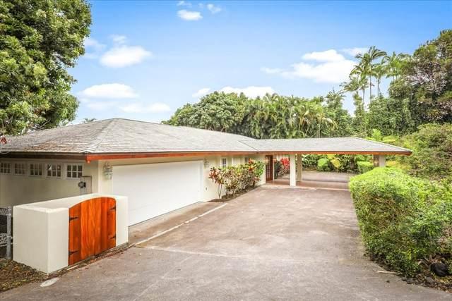73-4456 Aniani St, Kailua-Kona, HI 96740 (MLS #650046) :: LUVA Real Estate