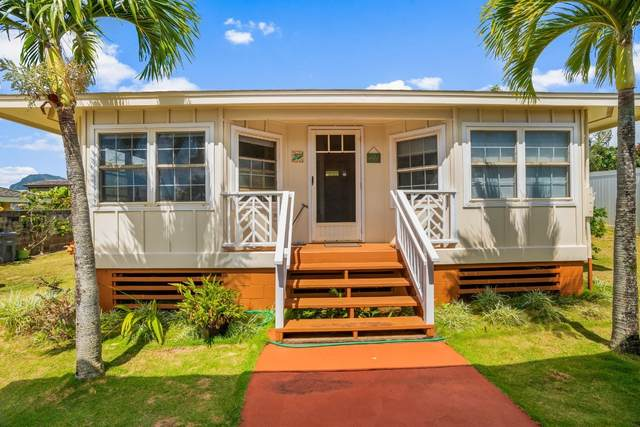 3221-#2 Unahe St, Lihue, HI 96766 (MLS #650058) :: Corcoran Pacific Properties