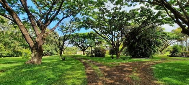 5940 Kahiliholo Rd, Kilauea, HI 96754 (MLS #650062) :: Kauai Exclusive Realty