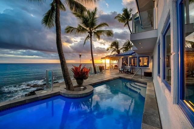 78-6616 Alii Dr, Kailua-Kona, HI 96740 (MLS #650068) :: Aloha Kona Realty, Inc.