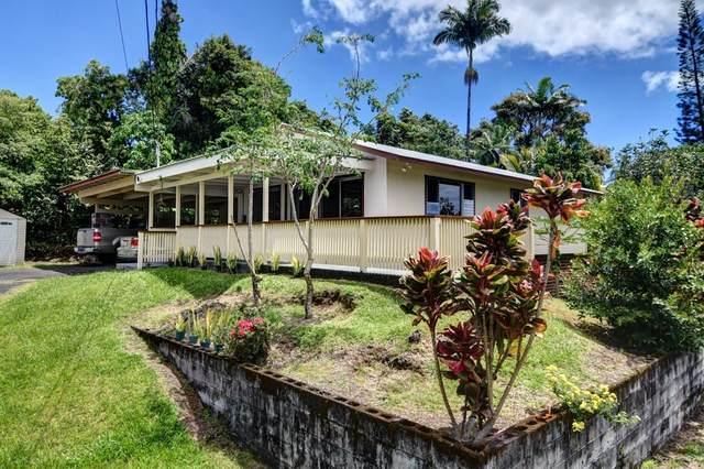 1058 Kaumana Dr, Hilo, HI 96720 (MLS #650092) :: LUVA Real Estate