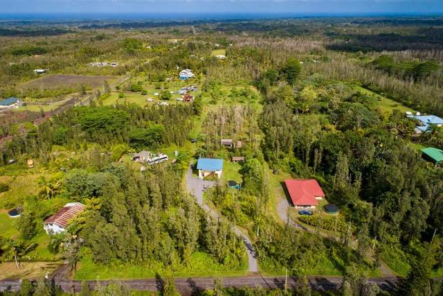 40TH AVE, Kurtistown, HI 96760 (MLS #650111) :: Steven Moody