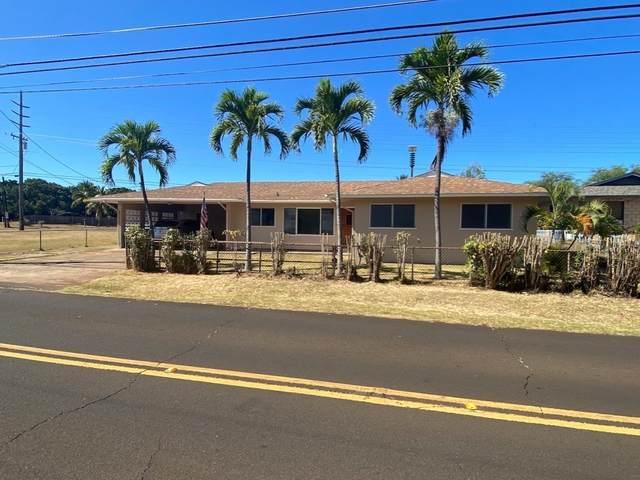 8932 Kekaha Rd, Kekaha, HI 96752 (MLS #650129) :: LUVA Real Estate