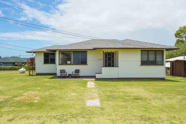 5021 Elehu Rd, Kapaa, HI 96746 (MLS #650130) :: Iokua Real Estate, Inc.