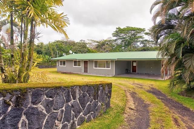 15-1391 19TH AVE (MANAKO), Keaau, HI 96749 (MLS #650205) :: Iokua Real Estate, Inc.