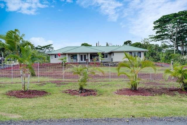 15-1462 18TH AVE (MAIA), Keaau, HI 96749 (MLS #650206) :: Iokua Real Estate, Inc.