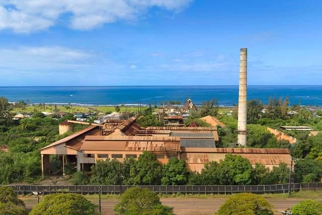 Kekaha Sugar Mill, Kekaha, HI 96752 (MLS #650216) :: Corcoran Pacific Properties