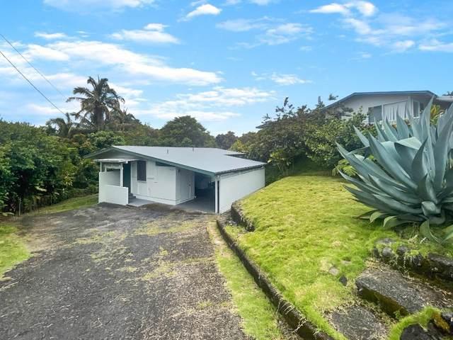 27-301 Kaieie Rd, Papaikou, HI 96781 (MLS #650242) :: Hawai'i Life
