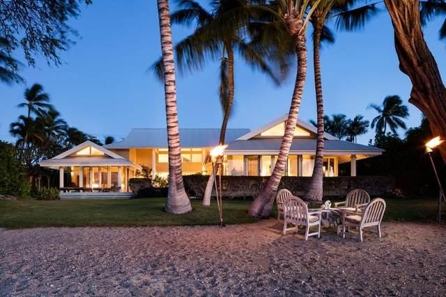 69-1720 Puako Beach Dr, Kamuela, HI 96743 (MLS #650249) :: LUVA Real Estate