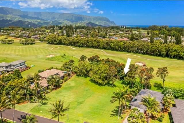 4052 Aloalii Dr, Princeville, HI 96722 (MLS #650264) :: Corcoran Pacific Properties