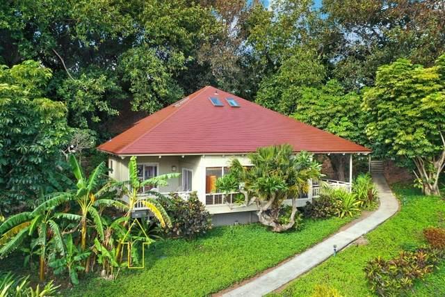 2330 Hoohu Rd, Koloa, HI 96756 (MLS #650276) :: Kauai Exclusive Realty