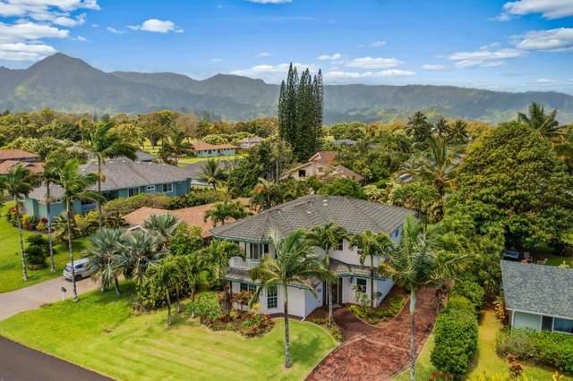 5118 Kapiolani Lp, Princeville, HI 96722 (MLS #650281) :: Kauai Exclusive Realty