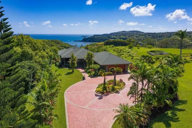 4471 Anini Vista Dr, Kilauea, HI 96754 (MLS #650334) :: Corcoran Pacific Properties