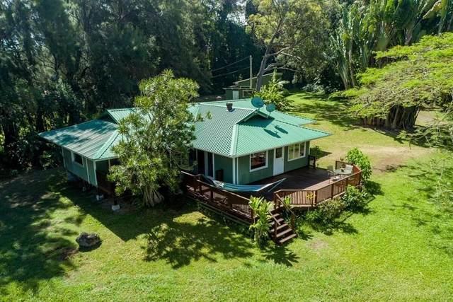 55-988 Beers Rd, Hawi, HI 96719 (MLS #650356) :: Hawai'i Life