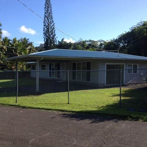15-154 S Puni Kahakai Lp, Pahoa, HI 96778 (MLS #650360) :: Corcoran Pacific Properties