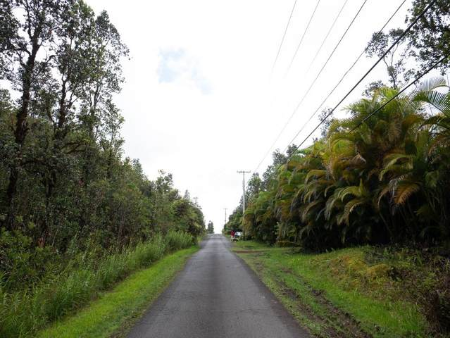 Uhini Ana Rd (Road 1), Mountain View, HI 96771 (MLS #650366) :: Corcoran Pacific Properties