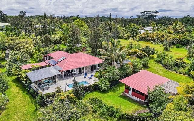 15-2069 29TH AVE (PONI MOI), Keaau, HI 96749 (MLS #650372) :: Corcoran Pacific Properties