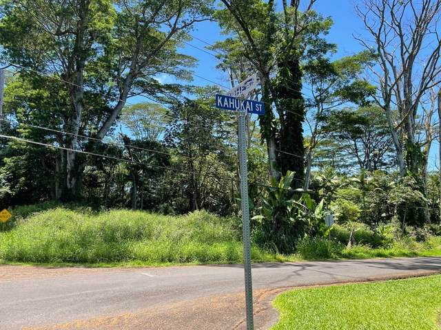 Kahukai St, Pahoa, HI 96778 (MLS #650388) :: Corcoran Pacific Properties