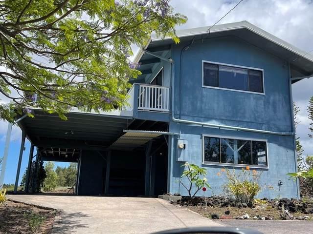 92-1145 Maikai Blvd, Ocean View, HI 96737 (MLS #650389) :: Aloha Kona Realty, Inc.