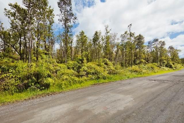 Makoa Rd, Volcano, HI 96785 (MLS #650407) :: Corcoran Pacific Properties