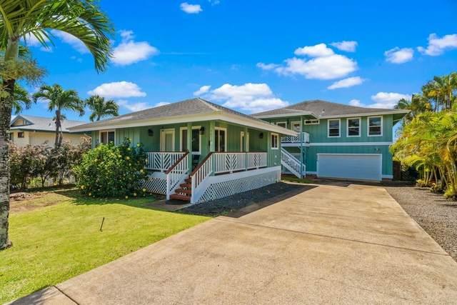 4424 Panui St, Kalaheo, HI 96741 (MLS #650456) :: Corcoran Pacific Properties