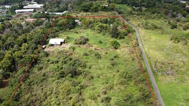 79-1080 Puu Puueo Rd, Kealakekua, HI 96750 (MLS #650464) :: LUVA Real Estate