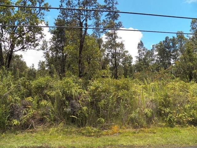 Uhini Ana Rd (Road 1), Mountain View, HI 96771 (MLS #650498) :: Corcoran Pacific Properties