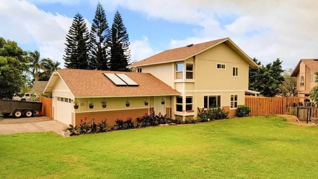 68-1727 Hulukoa Pl, Waikoloa, HI 96738 (MLS #650513) :: Team Lally