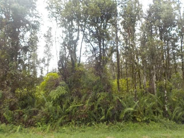 Paradise Rd, Pahoa, HI 96778 (MLS #650525) :: Team Lally