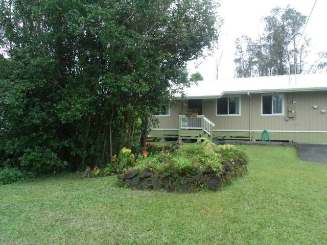 16-2096 Tree Fern Dr, Pahoa, HI 96778 (MLS #650528) :: Aloha Kona Realty, Inc.
