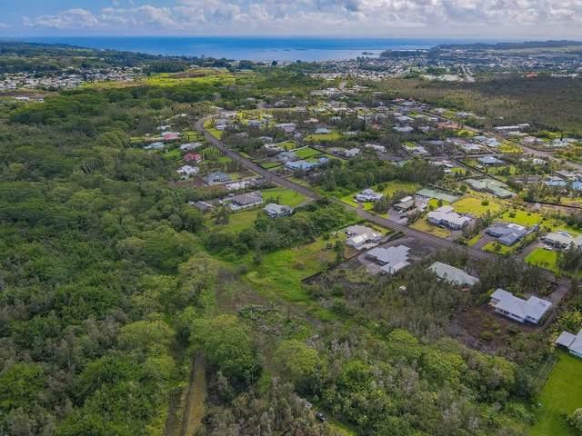 Kukuau St, Hilo, HI 96720 (MLS #650534) :: LUVA Real Estate