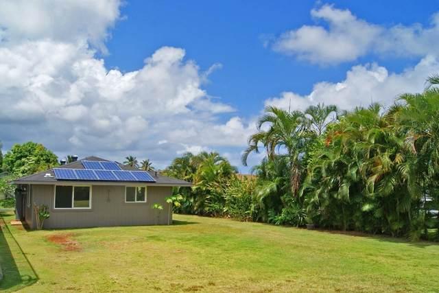 5465 Makaloa St, Kapaa, HI 96746 (MLS #650538) :: Corcoran Pacific Properties