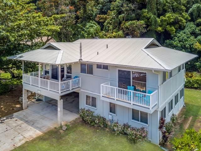 4287 Anini Rd, Kilauea, HI 96754 (MLS #650551) :: Corcoran Pacific Properties