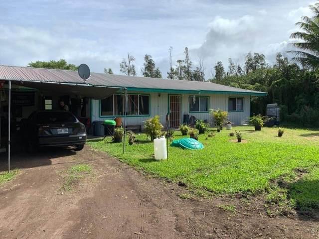 16-1561 35TH AVE, Kurtistown, HI 96760 (MLS #650556) :: LUVA Real Estate