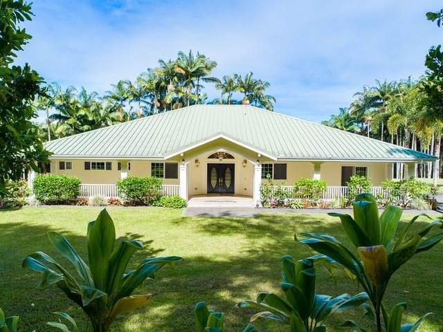 27-657 Kahalii Pl, Pepeekeo, HI 96783 (MLS #650586) :: Corcoran Pacific Properties