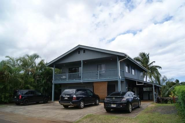 5130 Kahana St, Kapaa, HI 96746 (MLS #650612) :: Corcoran Pacific Properties