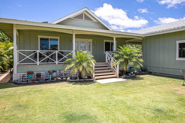 8689 Kiowea Rd, Kekaha, HI 96752 (MLS #650642) :: LUVA Real Estate