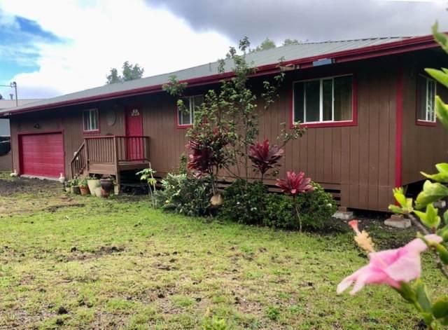 92-8643 King Kamehameha Blvd, Ocean View, HI 96737 (MLS #650651) :: Corcoran Pacific Properties