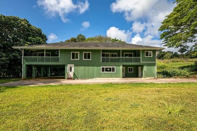 5691-A Hauaala Rd, Kapaa, HI 96746 (MLS #650673) :: LUVA Real Estate