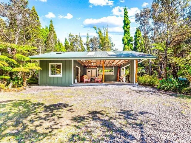 11-3806 Liona St, Volcano, HI 96785 (MLS #650714) :: LUVA Real Estate