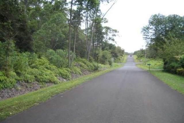Haumalu St, Volcano, HI 96785 (MLS #650725) :: Aloha Kona Realty, Inc.
