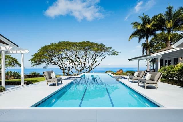 75-881 Hiona St, Holualoa, HI 96725 (MLS #650747) :: LUVA Real Estate