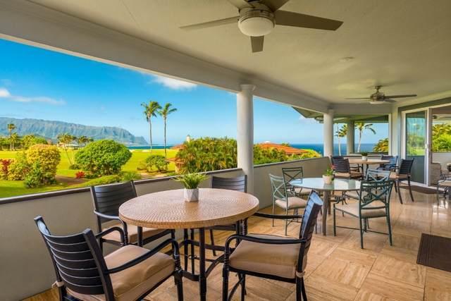3824 Punahele Rd, Princeville, HI 96722 (MLS #650755) :: Kauai Exclusive Realty