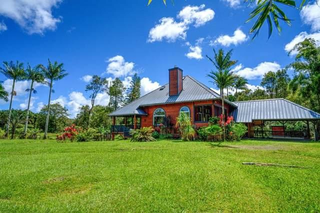 18-4096 N Glenwood Rd, Volcano, HI 96785 (MLS #650756) :: Aloha Kona Realty, Inc.