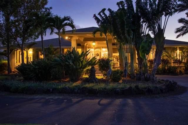 71-1618 Puu Kamanu Pl, Kailua-Kona, HI 96740 (MLS #650789) :: LUVA Real Estate